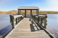 Briery Creek Fishing Deck